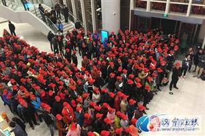 汉中300余人南通务工 今年已有800余人来通就业