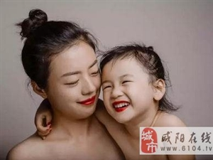 他给妻子和4岁女儿拍了一组裸照,结果火遍了全网络……