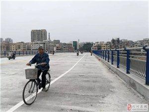 化州北岸大桥明日恢复施工,禁止一切车辆行人通行,请绕道!