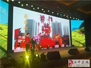 洋县今年的油菜花海节及梨花节定于3月16日开幕