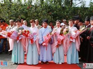 2018年海南林氏春祭大典   2000余名宗亲祭祀历代先祖