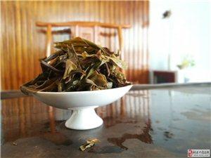 一款生茶,�M口生津