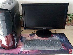 i5电脑四核游戏办公电脑