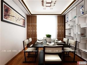 新中式风格  亲近自然  典雅大方