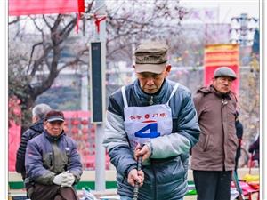 濮阳市迎三八门球赛