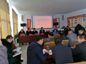 """五一种畜场联合中国薯网开办""""马铃薯信息万里行""""科普活动"""
