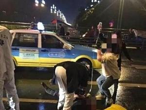 惨!宜宾小车撞飞两轮,一男子当场死亡!