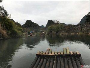 南溪的美+桂林的山水