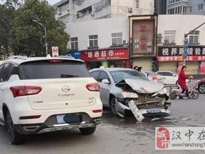 南郑一十字车祸惨重,有原因?