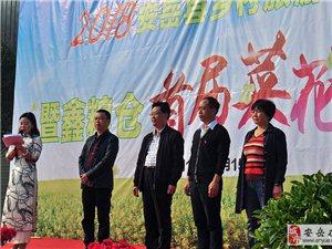 2018安岳县乡村旅游节鑫粮仓首届菜花节隆重登场