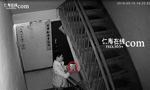 仁寿城头贴牛皮癣的人太可恶了!现场视频曝光。