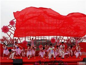 第17届三峡枝江桃花艺术节开幕了