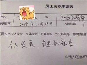 """""""我家拆迁赔偿1个亿""""这封辞职信火了 HR回怼抢戏"""