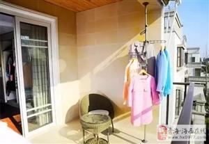 原来阳台可以这样晒衣服,学会这7招,最后一个最实用!