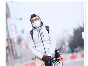 【骑车出行,穿衣也要时髦style!】3月18日盘锦街拍