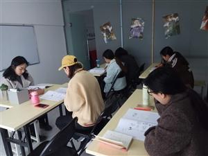 日语、韩语、英语、各语种新班开课进行时!