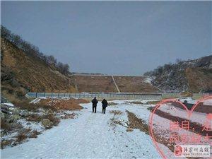 张家川东峡水库印象