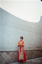 福州婚礼跟拍、中式婚礼外拍摄、福州三坊七巷外拍摄