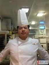 行行出状元,张家川90后小伙铁戈厨艺高超多次在国际体育赛事担任厨师长