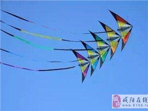 陕西将在咸阳首次举办国际风筝节 面向游客免费开放