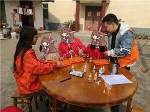 """广汉市心灵桥梁助孤快乐成长计划""""创客机器人暨科学小实验""""第7期活动"""