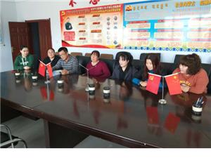 五一种畜场工会开展女职工维权月活动