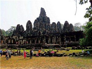 世界文化遗产――-柬埔寨吴哥古迹(组图)