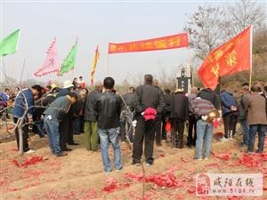 陕西董氏宗亲在茂陵举行清明公祭董仲舒活动