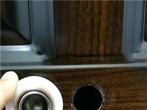 防盗门上的猫眼孔留小了,如何给弄大一点