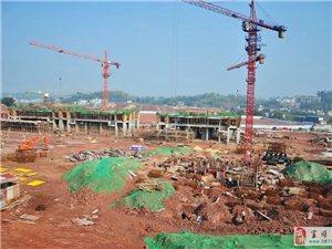 中辰·北湖未来城3月工程进度丨努力不懈,只为最美相见
