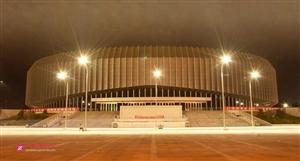 太和体育馆夜景