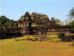 世界文化遗产――-柬埔寨古迹・巴本宫殿和象台(组图)