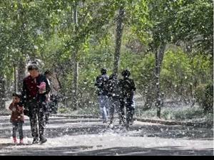 """直逼30℃,霍邱天气彻底暴走!更恐怖的是还有场""""大雪""""..."""