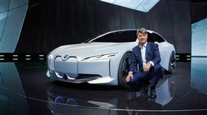 宝马CEO亲自确认,电动新车i4续航将达700km
