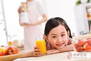 【爱心育儿】竟没想到一杯橙汁作用如此大!