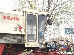 急售: 雷沃谷神联合收割机一台,2010年麦客,13463245421