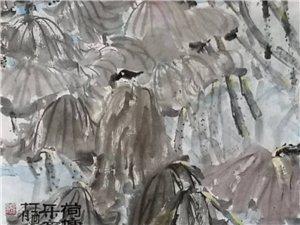 匠心诗情,发现自然之美 ――――-葛军2018中国画新作选