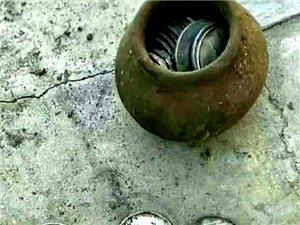 于都靖石乡发现大量银元涵盖袁大头、日本大正三年银元等种类