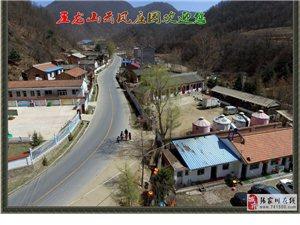 五龙山云凤庄园的山野美味占领了张家川美食半边天!