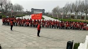 踏着烈士的足迹,在公益道路上砥砺前行!阜城阳光义工到本斋纪念园感受红色