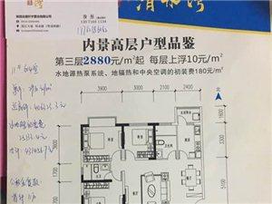 昨天去看了两处房子,悦景湾38万,清水湾42万,请大神给点意见