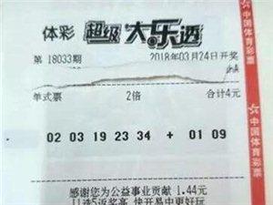 澳门星际注册一位大妈买菜途中买了张彩票,结果中奖13万