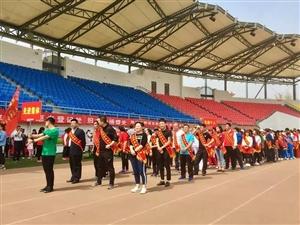 韩城市志愿服务表彰大会圆满落幕!