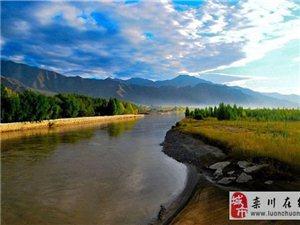 人�g天堂―川藏南�―景�^大道