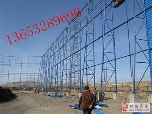 料场用防风抑尘网建多高可以达到理想效果