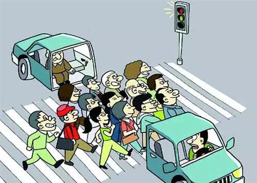 """""""不好好走路""""也要被罚!西宁交警严厉规范行人交通秩序"""