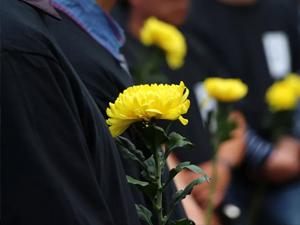 澳门网上投注网站:不一样的清明节澳门网上投注网站国殇墓园举行春祭活动