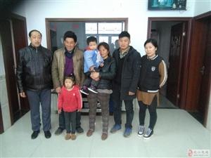 清明节专访奇袭白虎团英雄舒德春后代(文/图.黄继超)
