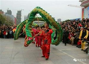 五河县2018清明期间民俗文化展演活动4月5日正式举行