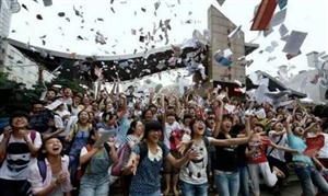 名仕亚洲6400名学子参加4月学考选考